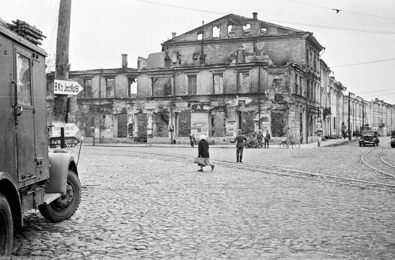 Житомир в 1941 году