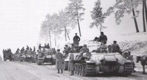 Житомирско-Бердичевская наступательная операция