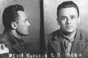 Сергей Королёв в 1938 году