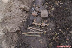 Раскопки на Замковой горе 2017