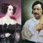 Бальзак и Ганская
