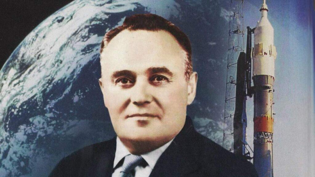 Отец советской космонавтики Сергей Королёв
