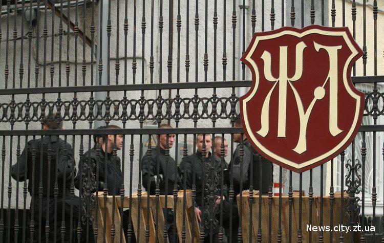 Рейдеры на Житомирской кондитерской фабрике