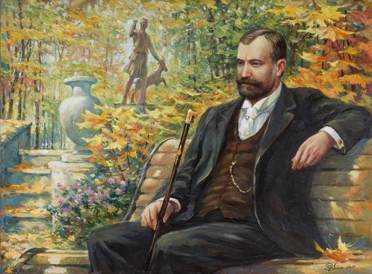 Портрет Ивана де Шодуара