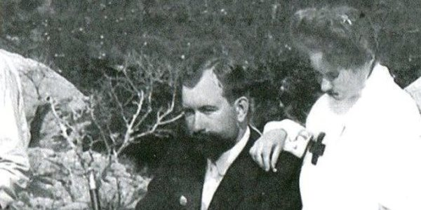Иван де Шодуар и Анна Вальд