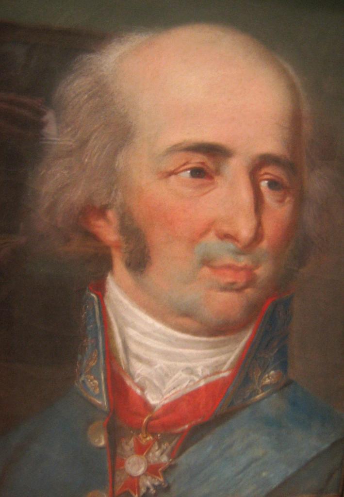 Портрет Тадеуша Чацкого