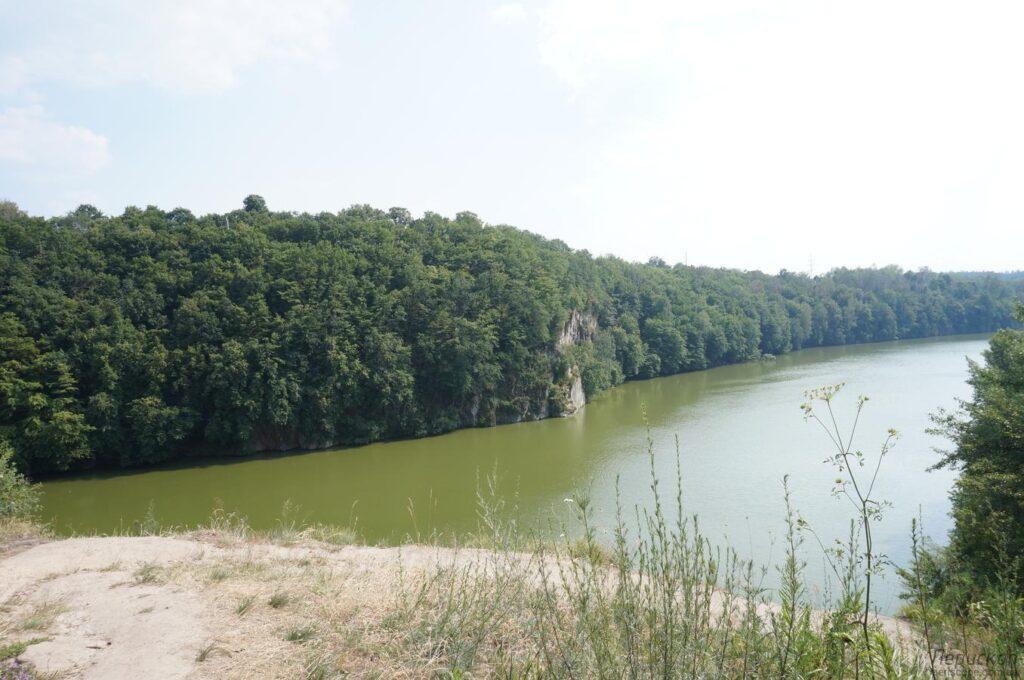 Река Тетерев в окрестностях Житомира