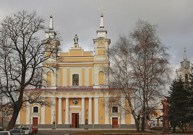Костёл святой Софии в Житомире